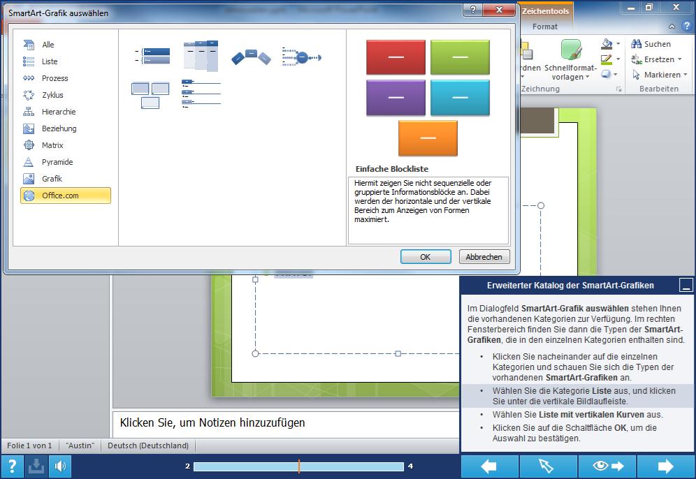 MS Office 2010 - Umstieg von MS Office 2007 | Elearning Gopas